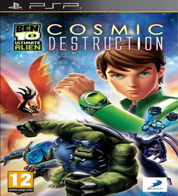 Ben 10 - Ultimate Alien - Cosmic Destruction
