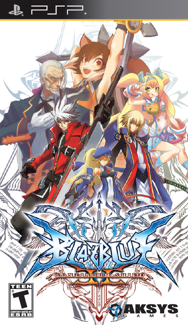 BlazBlue - Continuum Shift II