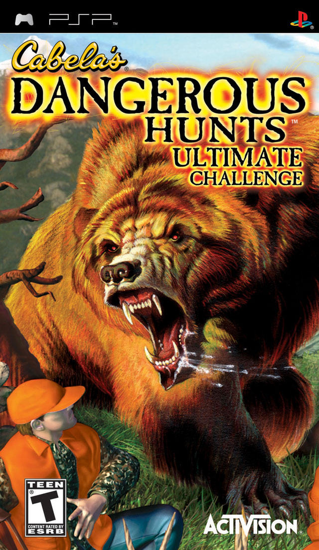 Cabela's Dangerous Hunts - Ultimate Challenge
