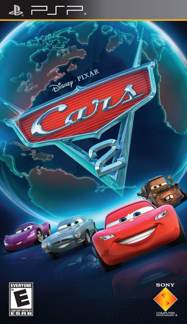 Cars 2 - Playstation Portable(PSP ISOs) ROM Download