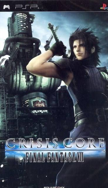 Crisis Core - Final Fantasy VII - Playstation Portable(PSP ISOs) ROM