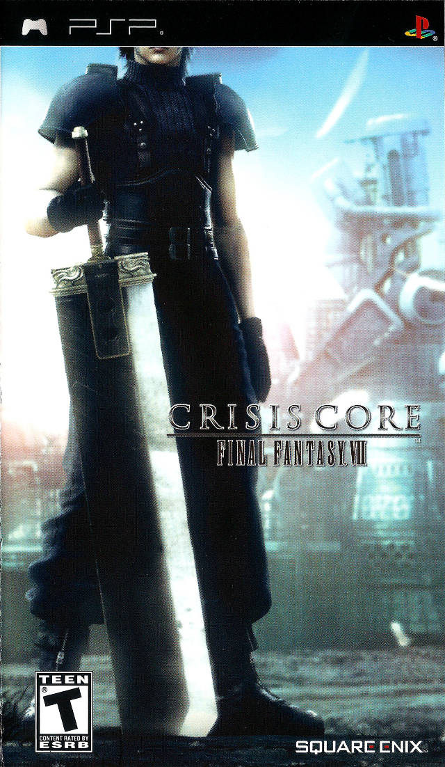 Final Fantasy Vii Psp Eboot