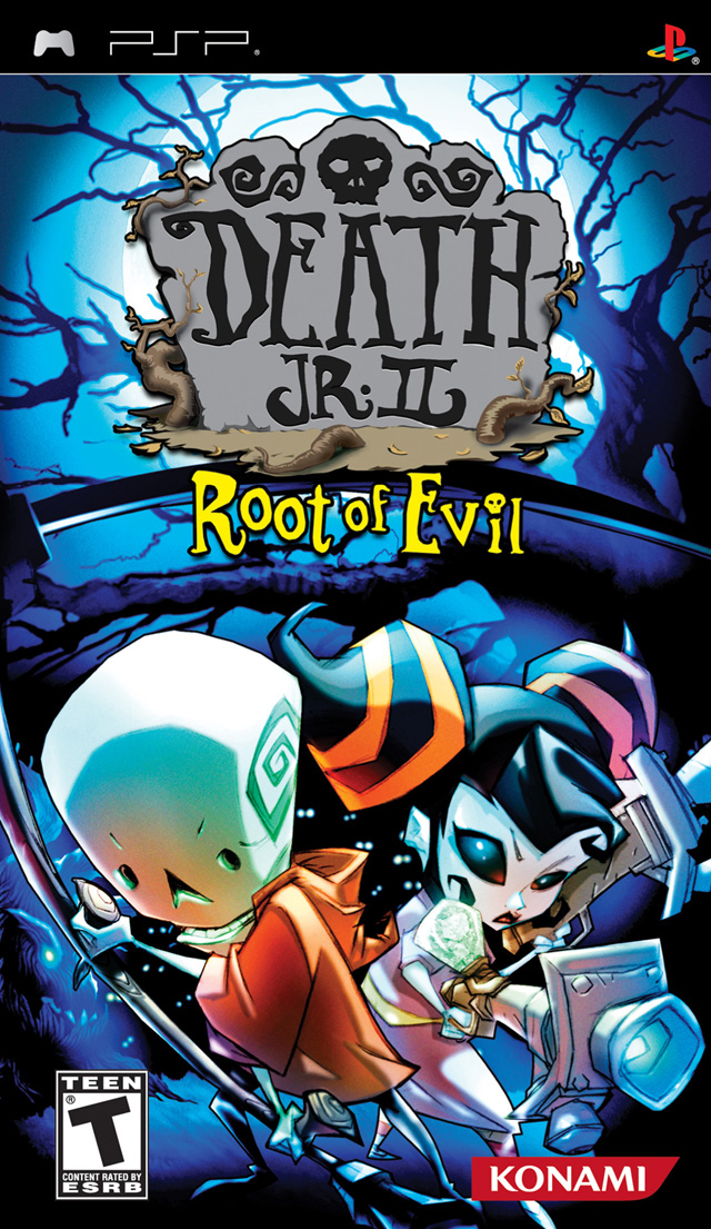 Death Jr  II - Root Of Evil - PSP ROM Free Download