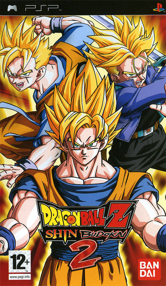 Dragon Ball Z - Shin Budokai 2 - Playstation Portable(PSP