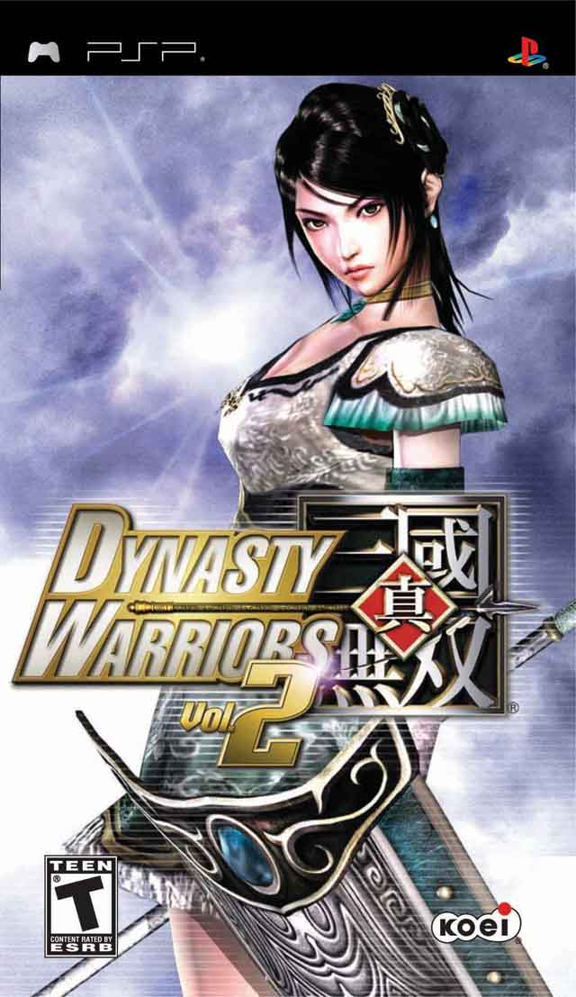 Dynasty Warriors Vol  2 - Playstation Portable(PSP ISOs) ROM Download