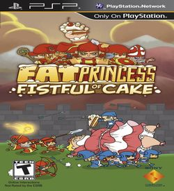 Fat Princess - Fistful Of Cake