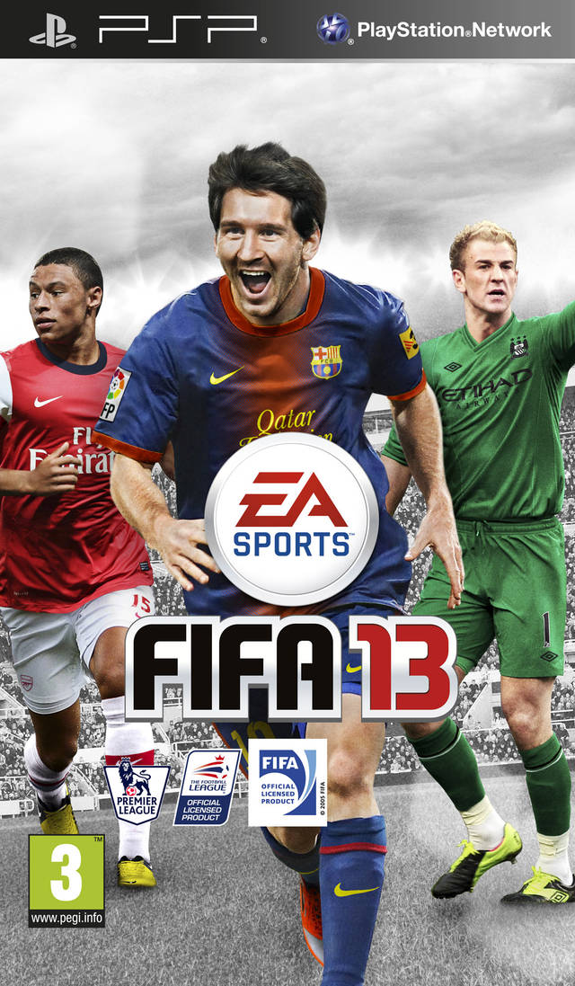 FIFA 13 - PSP ROM Free Download