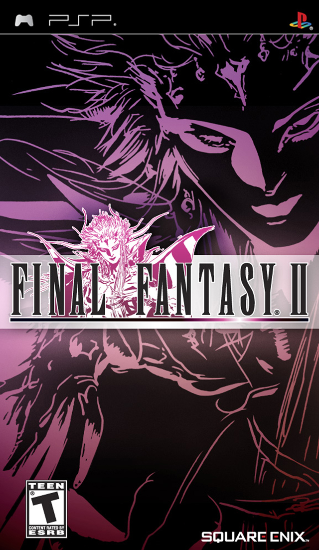Final Fantasy II - 20th Anniversary Edition
