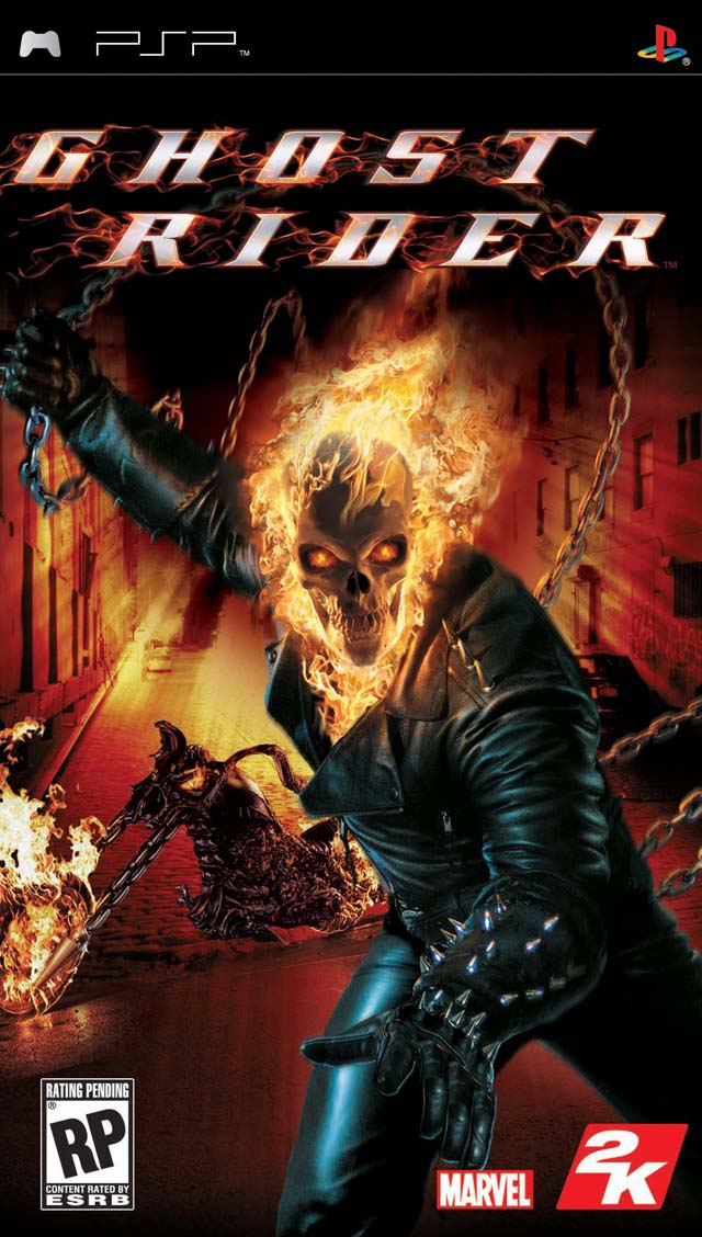 Ghost Rider - Playstation Portable(PSP ISOs) ROM Download
