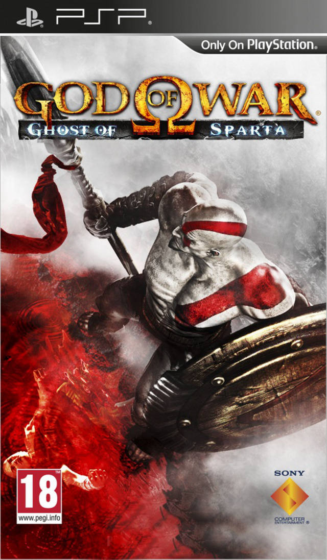 God Of War - Ghost Of Sparta - Playstation Portable(PSP ISOs) ROM