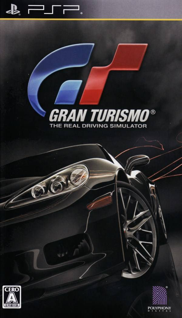 Gran Turismo - Playstation Portable(PSP ISOs) ROM Download