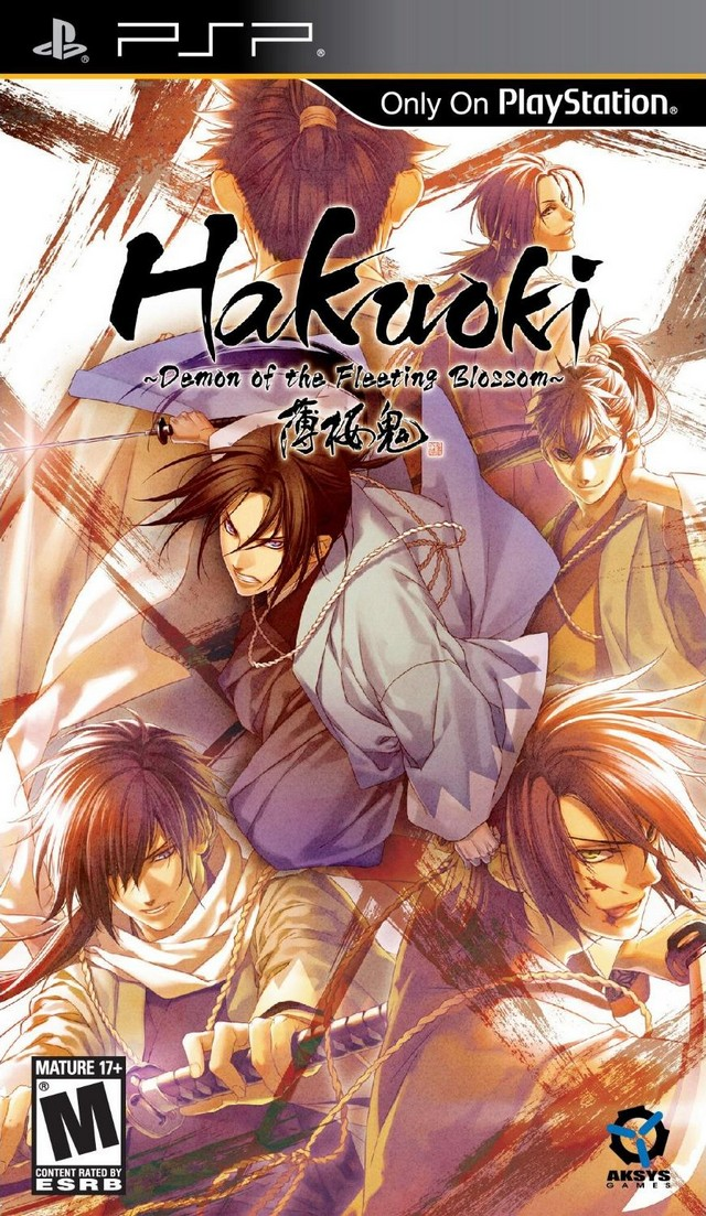 Hakuoki - Demon Of The Fleeting Blossom