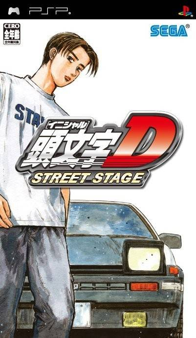 Initial d: street stage (usa) psp iso high comressed gaming.