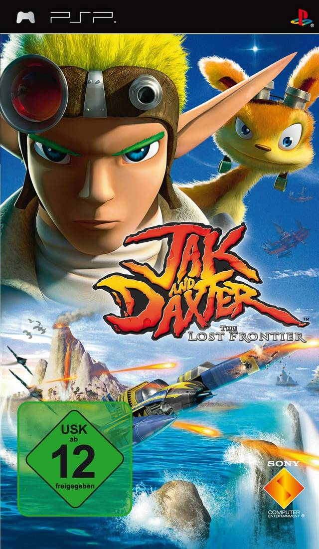 Jak And Daxter The Lost Frontier Playstation Portable Psp Isos