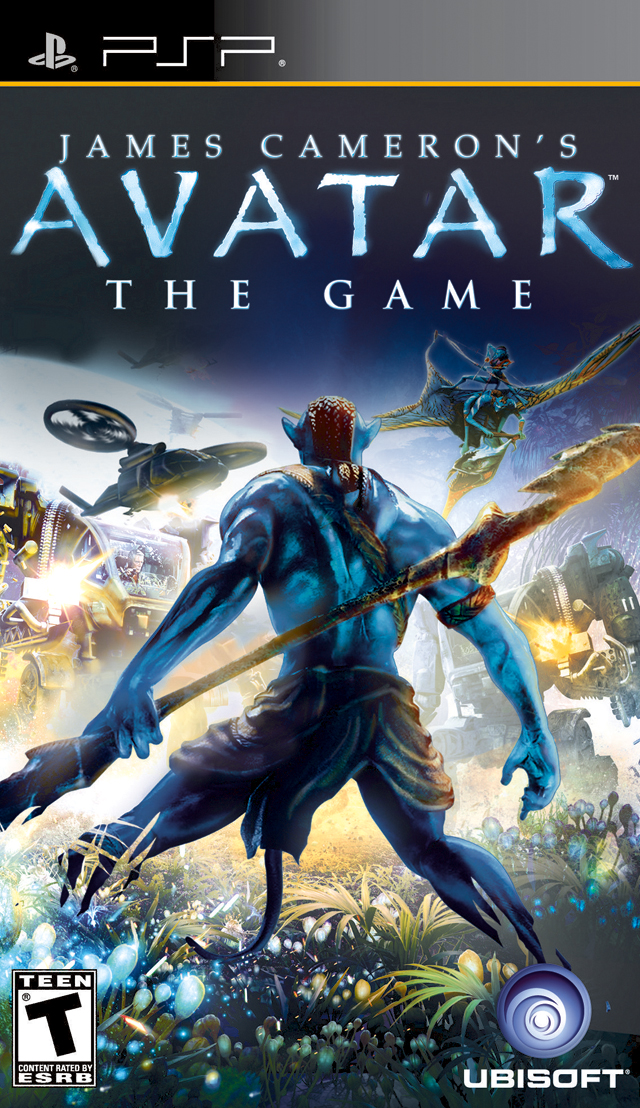 James Cameron's Avatar - The Game - Playstation Portable(PSP ISOs