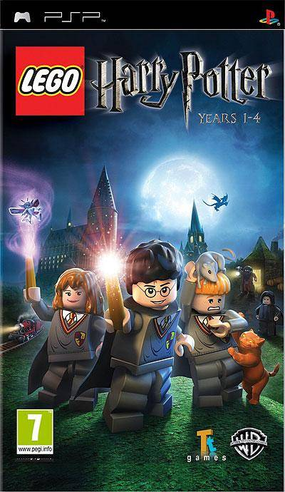 LEGO Harry Potter - Years 1-4