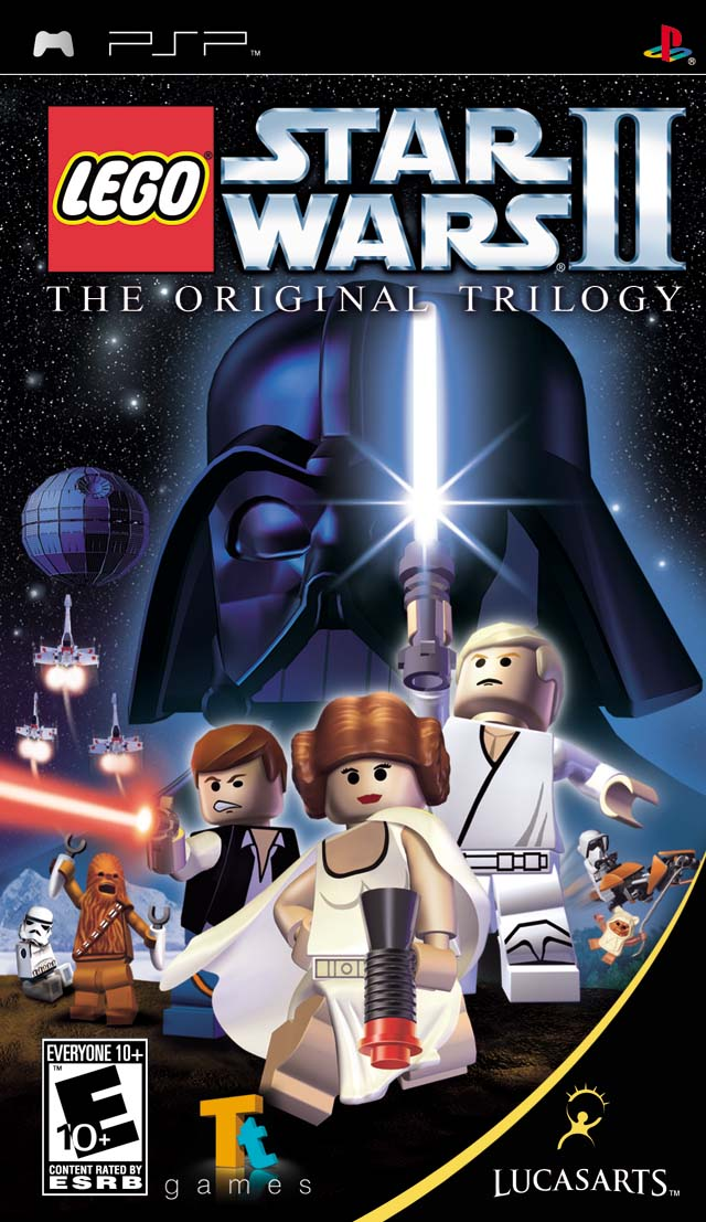 Lego Star Wars Ii The Original Trilogy Playstation Portable Psp Isos Rom Download