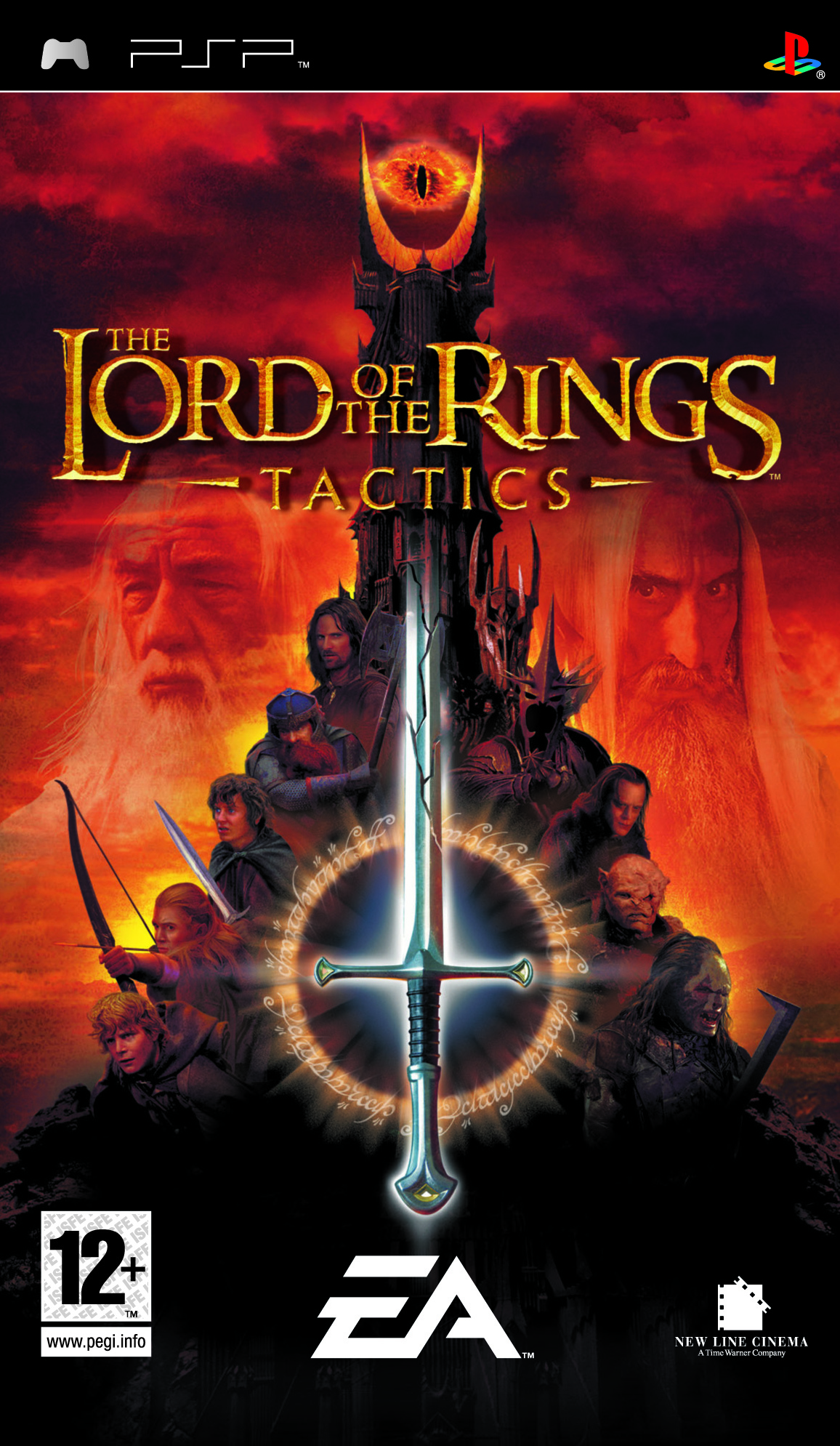 Lord Of The Rings, The - Tactics