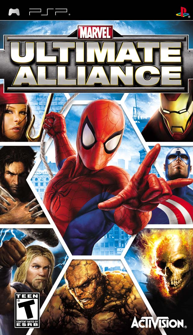 Marvel - Ultimate Alliance