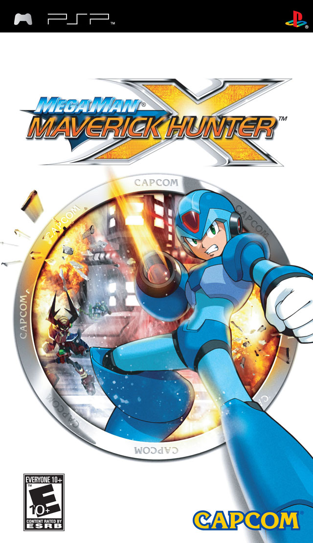 Mega Man - Maverick Hunter X
