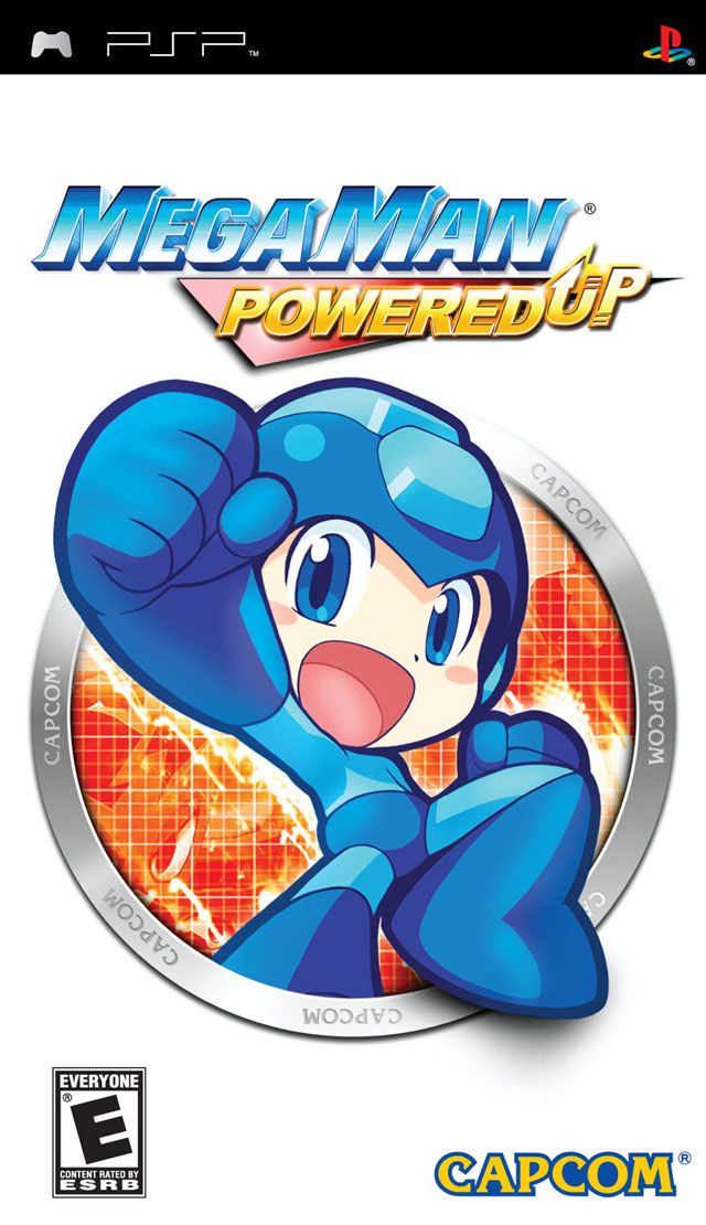 Mega Man - Powered Up