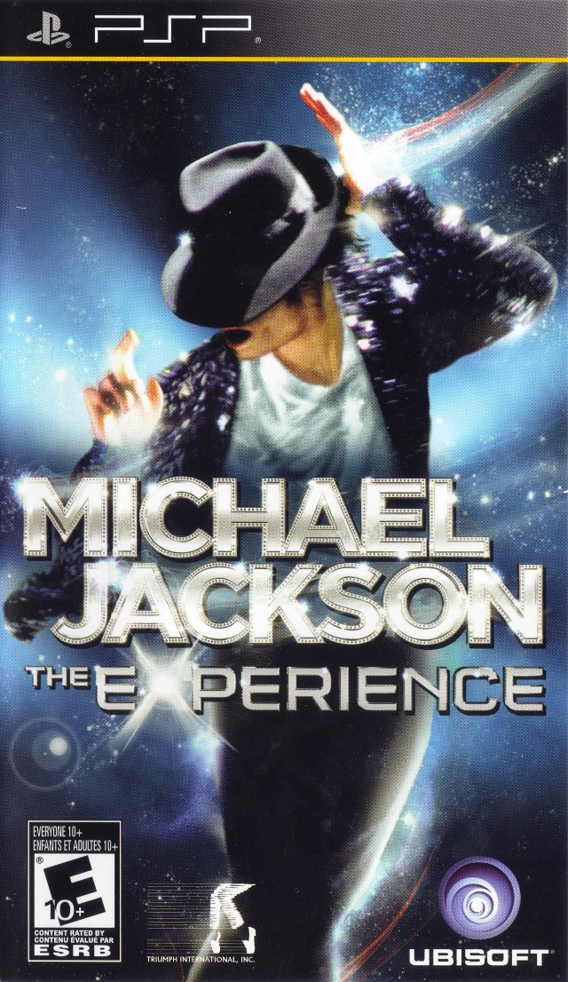 Michael Jackson - The Experience - PSP ROM Free Download