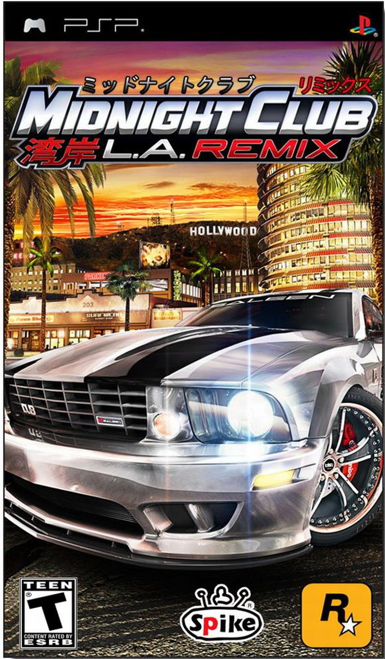 Midnight Club - L.A. Remix