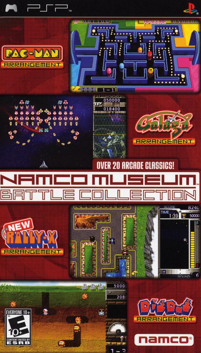 Namco Museum - Battle Collection