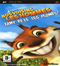 Over The Hedge - Hammy Goes Nuts