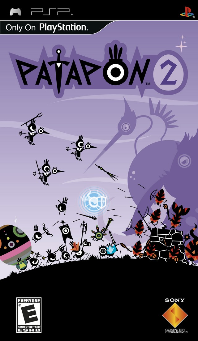 Patapon 2 Playstation Portable Psp Isos Rom Download