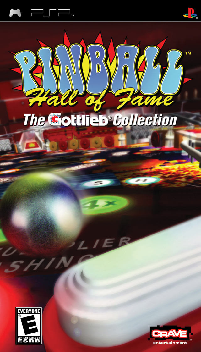 Pinball Hall Of Fame - The Gottlieb Collection - PSP ROM