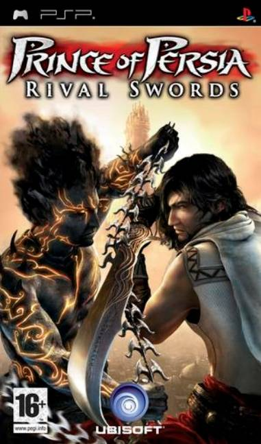 Prince Of Persia Rival Swords Playstation Portable Psp Isos Rom
