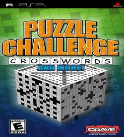Puzzle Challenge - Crosswords And More