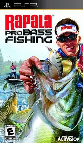 Rapala Pro Bass Fishing Playstation Portable Psp Isos Rom Download