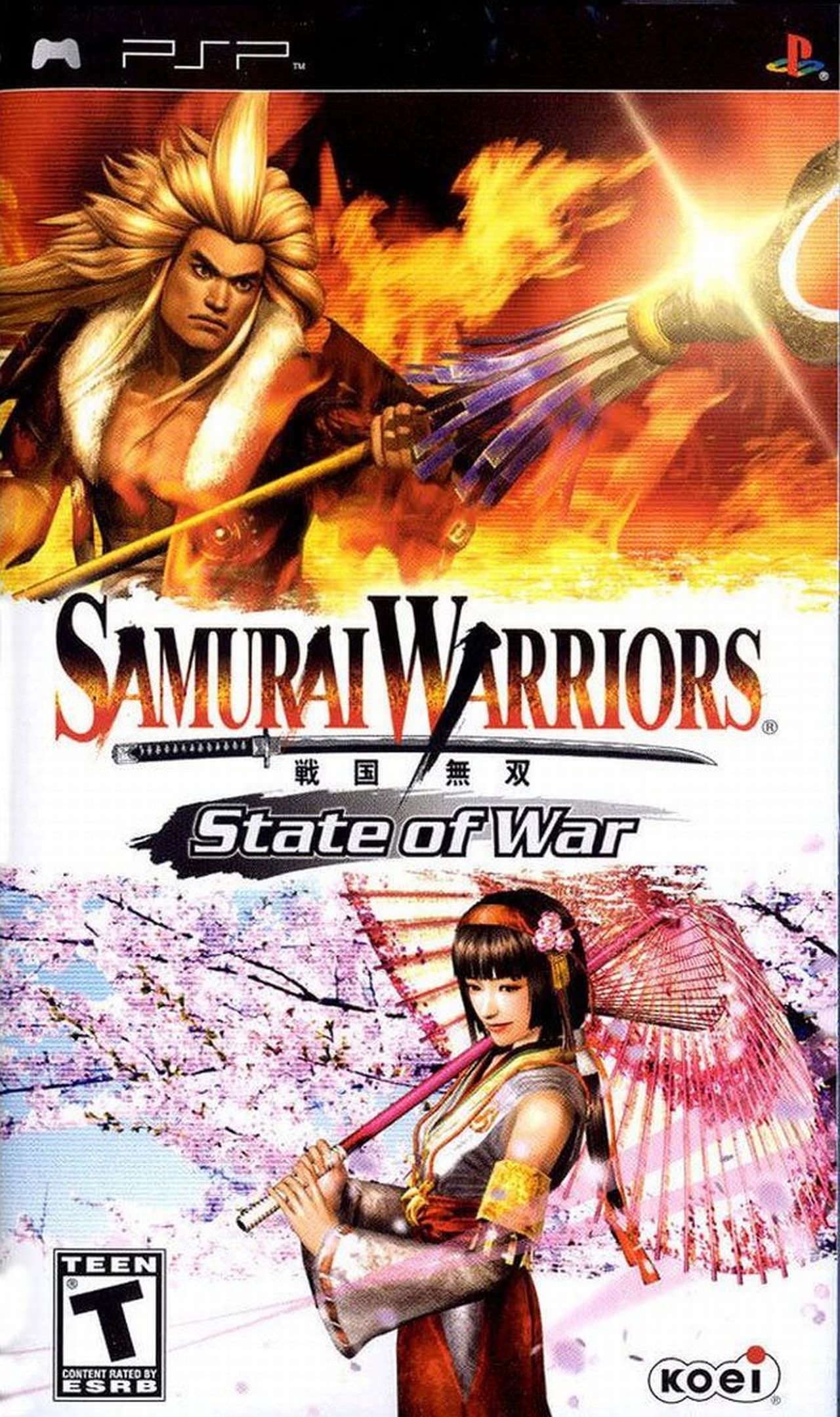 Samurai Warriors - State Of War