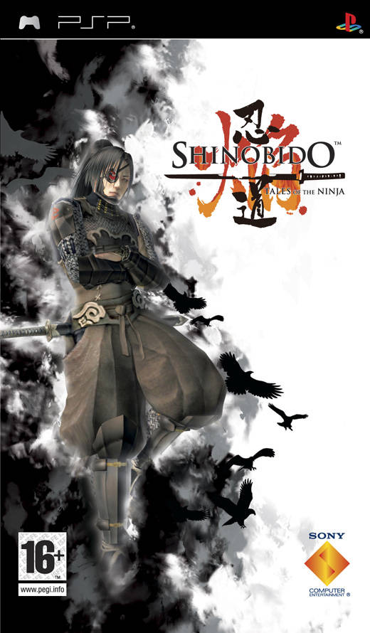 shinobido way of the ninja ps2 iso español