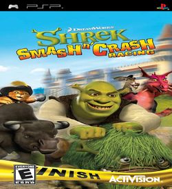 Shrek - Smash N' Crash Racing