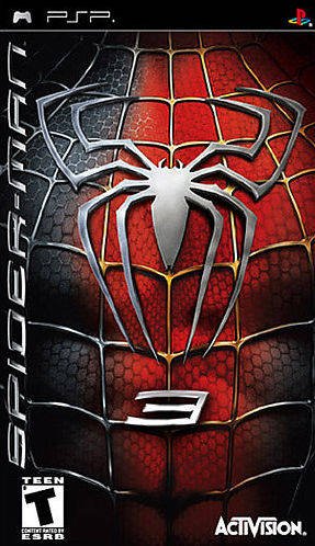 Spider-Man 3 - Playstation Portable(PSP ISOs) ROM Download