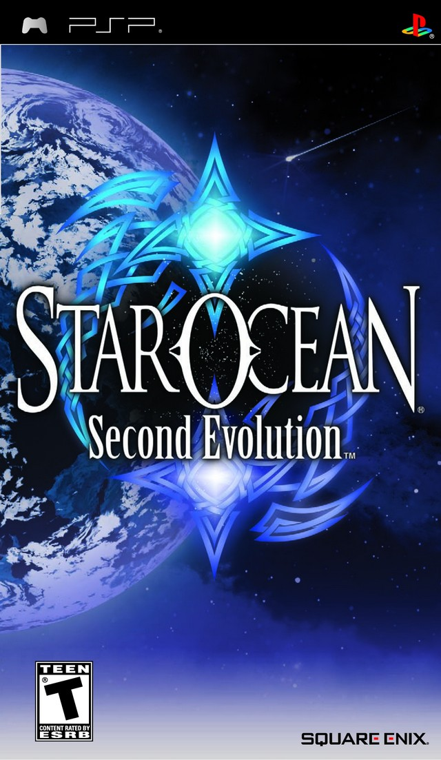 Star Ocean - Second Evolution