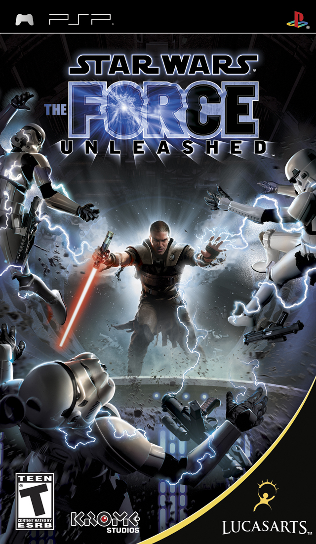 Star Wars - The Force Unleashed - Playstation Portable(PSP ISOs) ROM