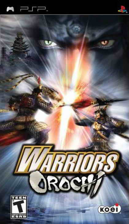 Warriors Orochi - Playstation Portable(PSP ISOs) ROM Download