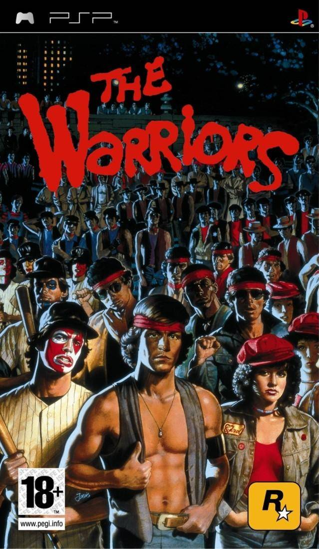 Warriors The Playstation Portable Psp Isos Rom Download