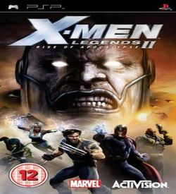 X-Men Legends II - Rise Of Apocalypse
