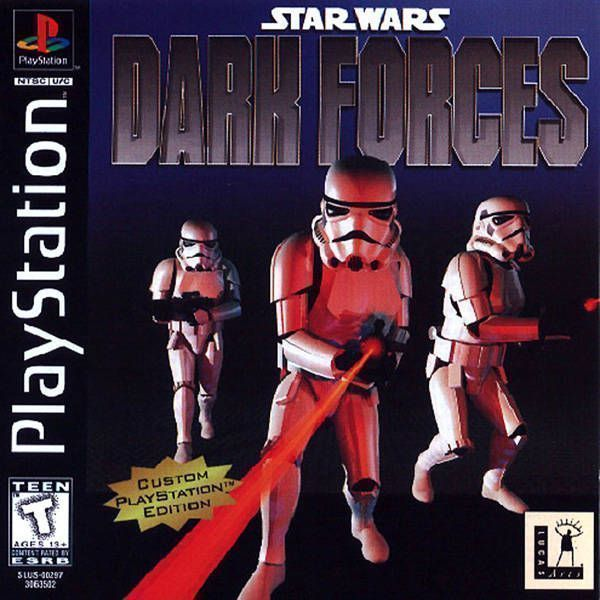 Star Wars Dark Forces [SLUS-00297]