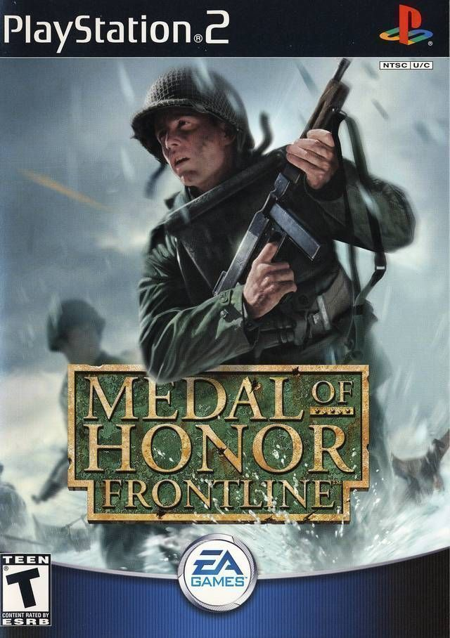 Medal Of Honor [SLUS-00974] - Playstation(PSX/PS1 ISOs) ROM Download