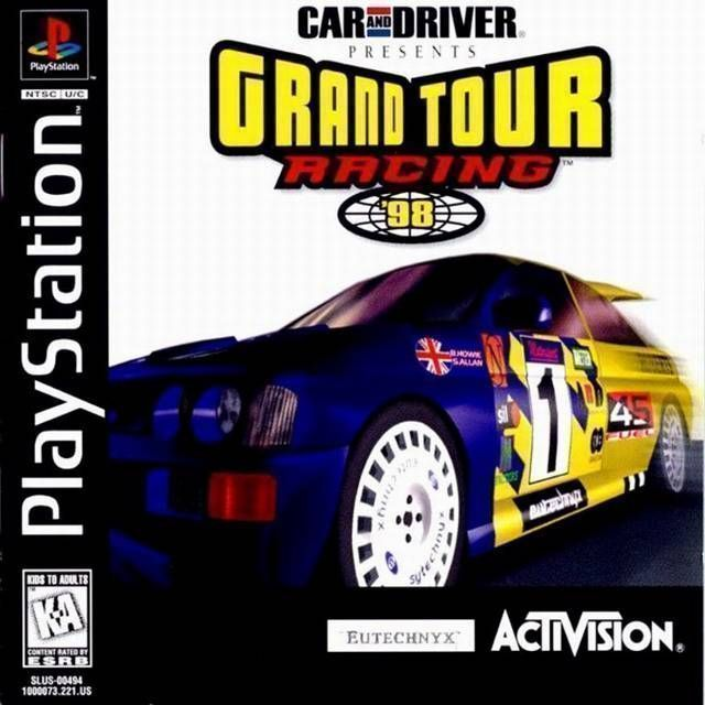 Grand Tour Racing '98, Car And Driver Presents  [SLUS-00494]