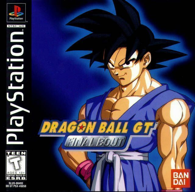 Dragon Ball GT -Final_Bout__[SLES-03735] - Playstation(PSX/PS1 ISOs