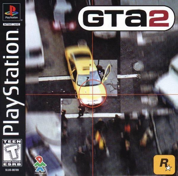 Grand Theft Auto 2 [SLUS-00789] - Playstation(PSX/PS1 ISOs) ROM Download
