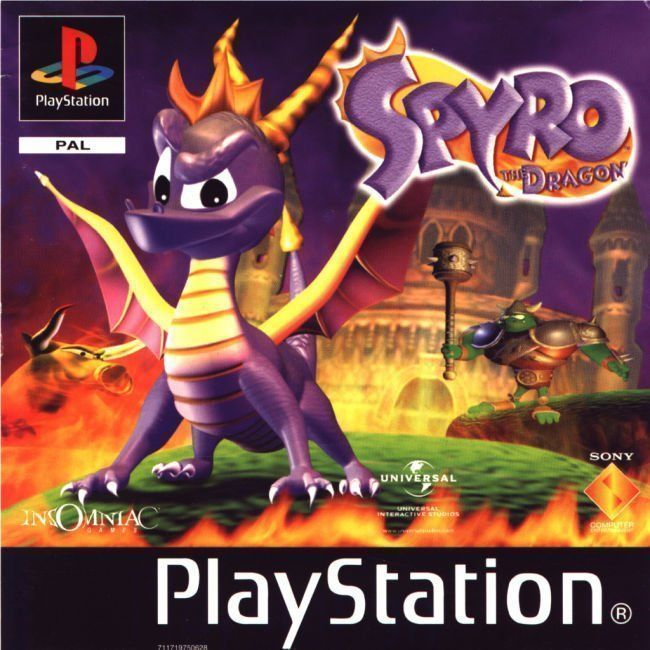 Spyro The Dragon [SCES-01438] - PSX ROM Free Download