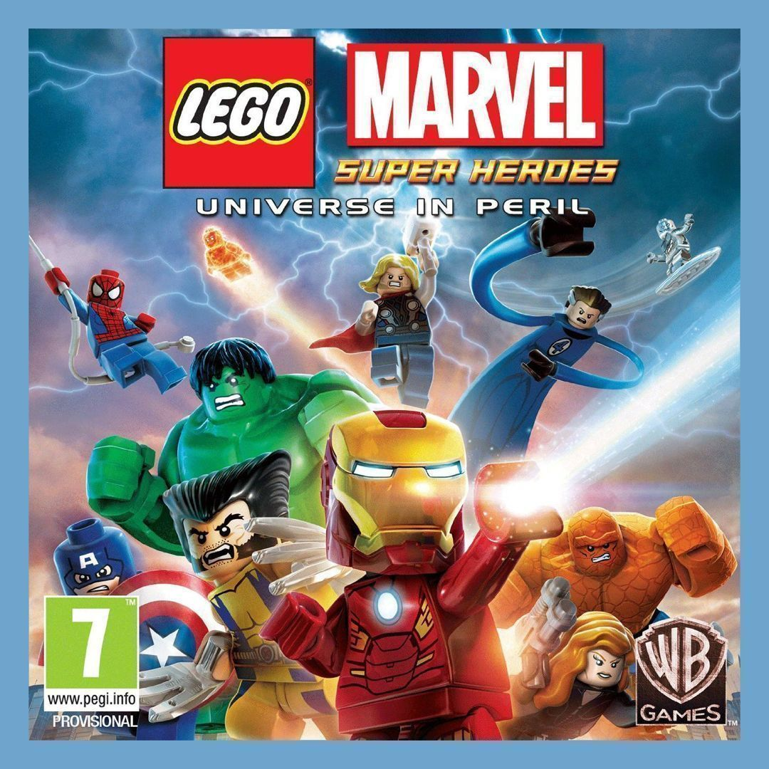 marvel lego nds rom